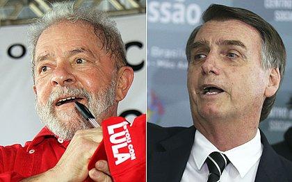 Bolsonaro vence Lula no primeiro e segundo turno, mostra pesquisa da CNN