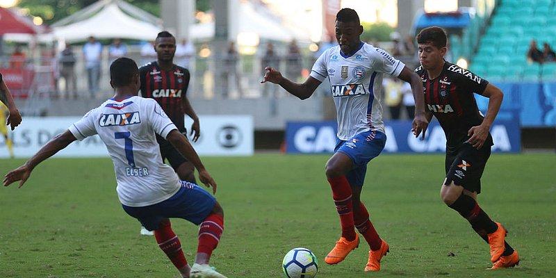 Adversário do Bahia na Sula, Atlético-PR é um time de extremos