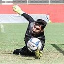 Se o goleiro Martín Rodriguez não sofrer gols contra o Operário, o Vitória se garantirá na Série B do ano que vem