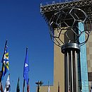 Sede da Federação Paulista de Futebol