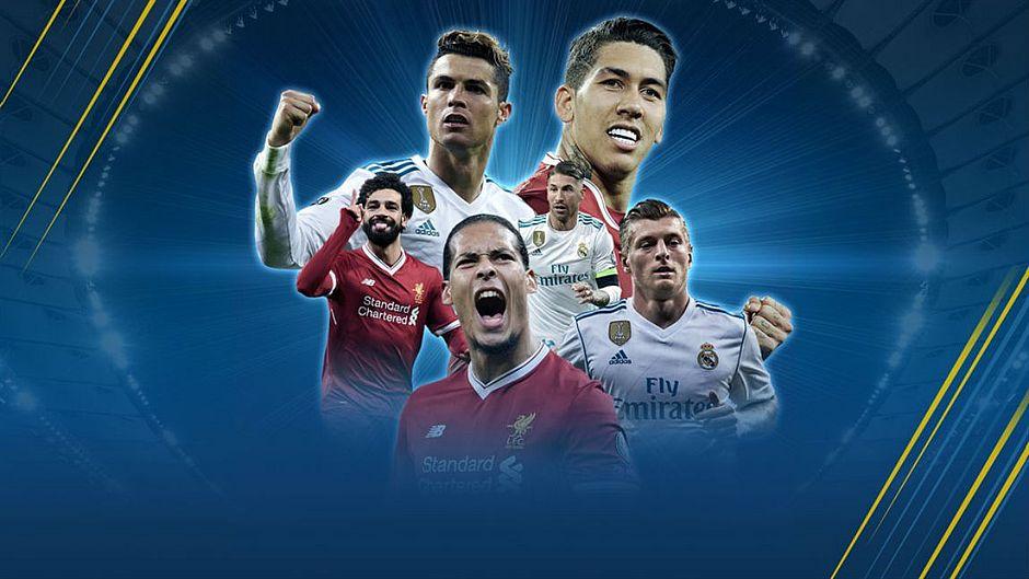 64b4a12913 Real Madrid e Liverpool farão a final da Liga dos Campeões (Uefa Divulgação)