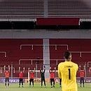 Independiente não conhecia protocolos de covid-19 no Brasil