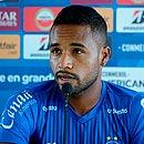 Élber concede entrevista na Cidade Tricolor