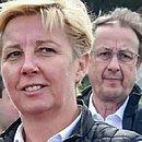 Nathalie Maille foi morta em casa pelo marido, Franz Dubois