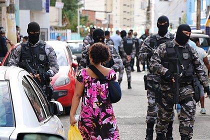 Federação: polícia faz nova ocupação em região dominada por facções; homem morre