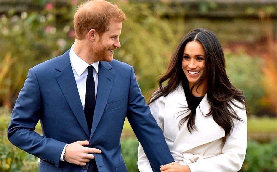 Quiz: você consegue lembrar tudo sobre o casal Harry e Meghan?