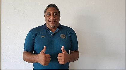 Com passagem pelo Bahia na época de jogador, Renê estava no Juventus de Santa Catarina