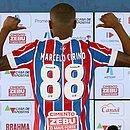 Marcelo Cirino foi um dos 19 jogadores contratados pelo Bahia no ano e vai usar a camisa 88