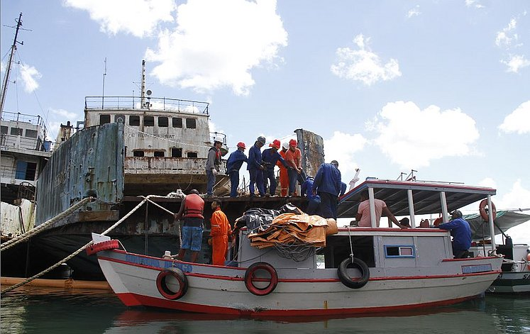 ferry ipuaçu