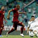 Nino Paraíba elogiou a evolução da equipe após a chegada de Guto Ferreira