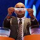 Bahia participou do sorteio e foi colocado no Grupo B