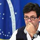 Ministro da Saúde do Brasil, Luiz Henrique Mandetta