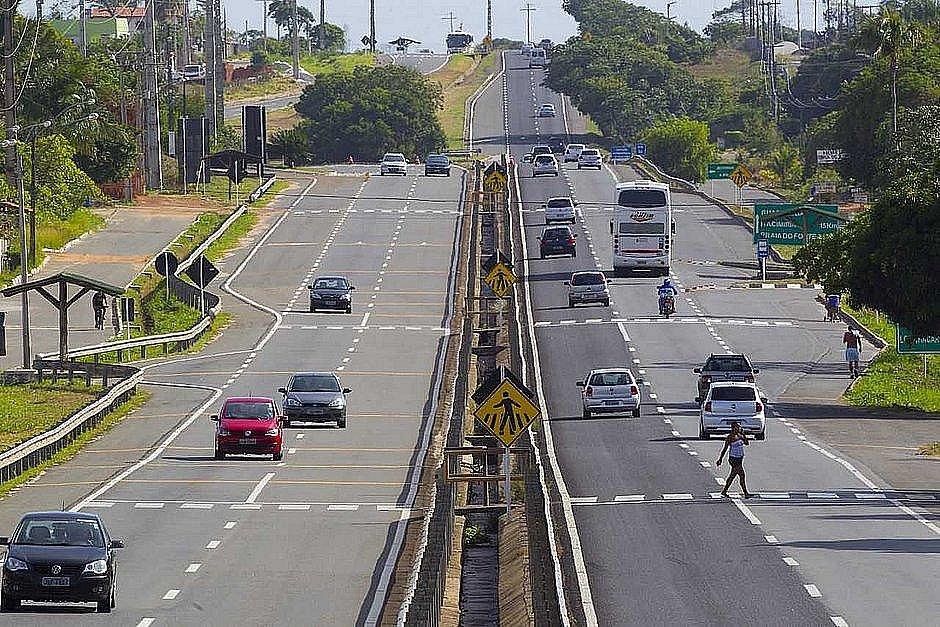 Bahia é 3º estado com mais mortes nas estradas; veja os trechos mais perigosos
