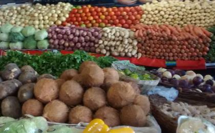Preço de legumes está em queda em Salvador
