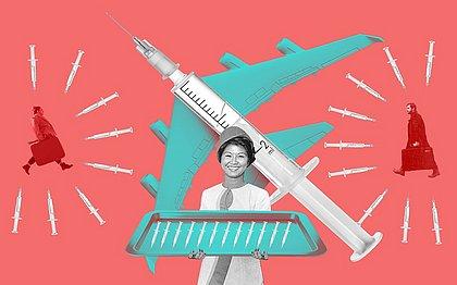Dólares, passaporte e sem fila para vacina: turistas baianos vão se imunizar fora do país
