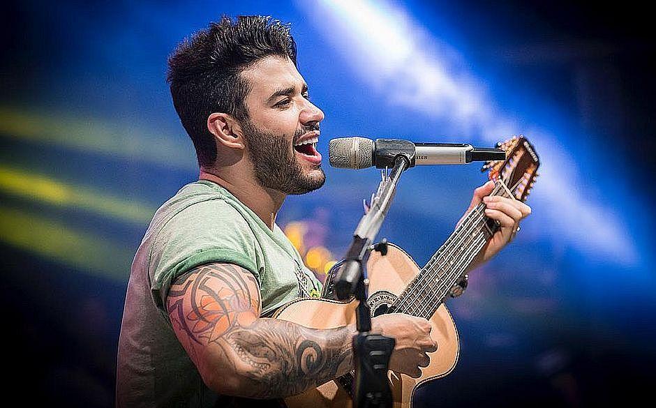Gustavo Lima é uma das atrações da festa, que terá também shows de Simone e Simaria, Wesley Safadão, Bruno e Marrone, Marília Mendonça e Aviões.