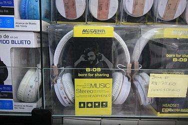 Fones de Ouvido - Alex Som - a partir de R$ 75,00