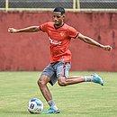 Revelado no Vitória, Pedrinho assinou contrato de cinco temporadas com o Athletico-PR