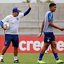 Apesar de contar com um time novo, Dado quer Bahia forte na disputa do Campeonato Baiano