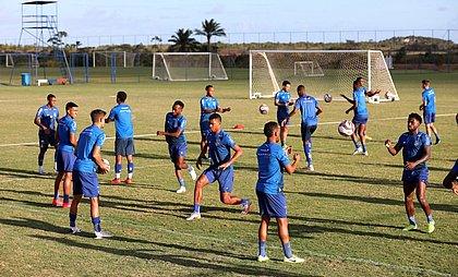 Time de transição do Bahia vai ter a missão de representar o tricolor no segundo clássico do ano