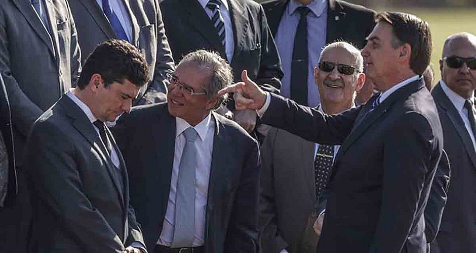 Relembre as polêmicas entre Bolsonaro e Sérgio Moro - Jornal ...
