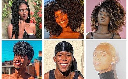Personalidades negras e leitores do CORREIO escolheram modelos do Afro Fashion; veja vídeo