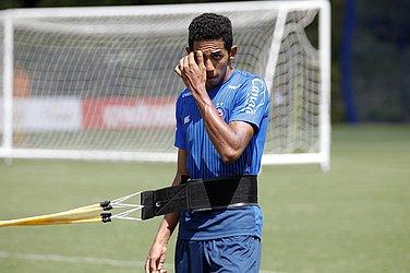 Fessin é atacante e está emprestado pelo Corinthians