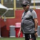 Geninho é o técnico do time principal do Vitória