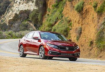 5) Honda Civic: 697.945 unidades
