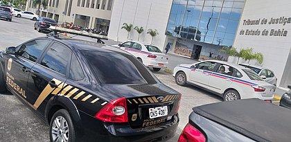 Operação da Polícia Federal investiga venda de sentenças no Tribunal de Justiça da Bahia