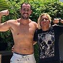 Irmão de Ana Marcela Cunha, George Filho é professor de natação