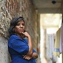 Thaianá mora no bairro Santa Cruz e tem duas filhas