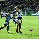 Bahia perdeu do Blooming na Bolívia por 1x0