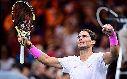 Nadal ultrapassa Djokovic e retoma o posto de número 1 do mundo