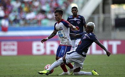 Jogadores do Bahia de Feira destacam campanha de 'dar orgulho'