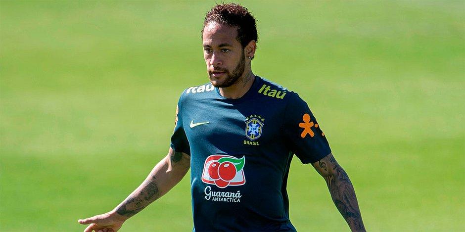 Neymar negou acusação e afirmou que sexo foi consensual