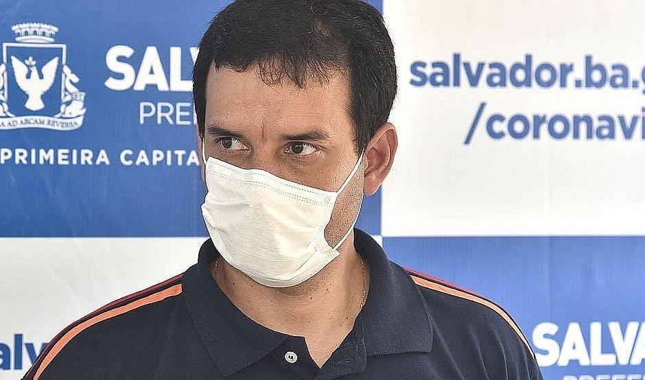 Filhos, irmãs e cunhados de secretário de saúde de Salvador estão ...