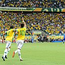 Seleção estreou na Arena Fonte Nova em 2013, pela Copa das Confederações