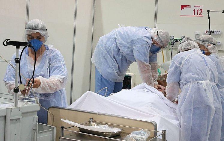 kit intubação