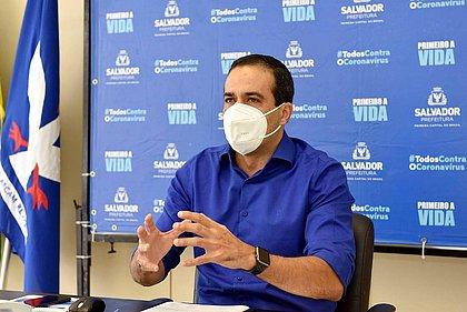 Atividades não essenciais serão retomadas em Salvador a partir de 5 de abril