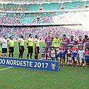 5cc2280dbc440 ... Vitória divulga lista de relacionados  Último Ba-Vi pela Copa do  Nordeste foi em 2017