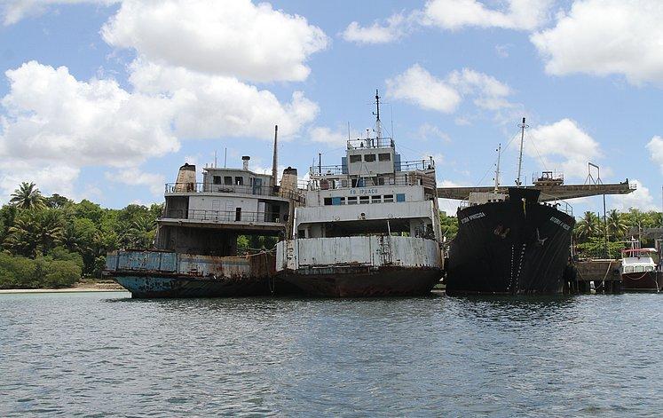 marina de aratu