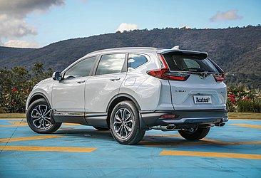 O SUV tem 4,63 m de comprimento, 1,85 m de largura, 1,69 m de altura e 2,66 m de distância entre-eixos