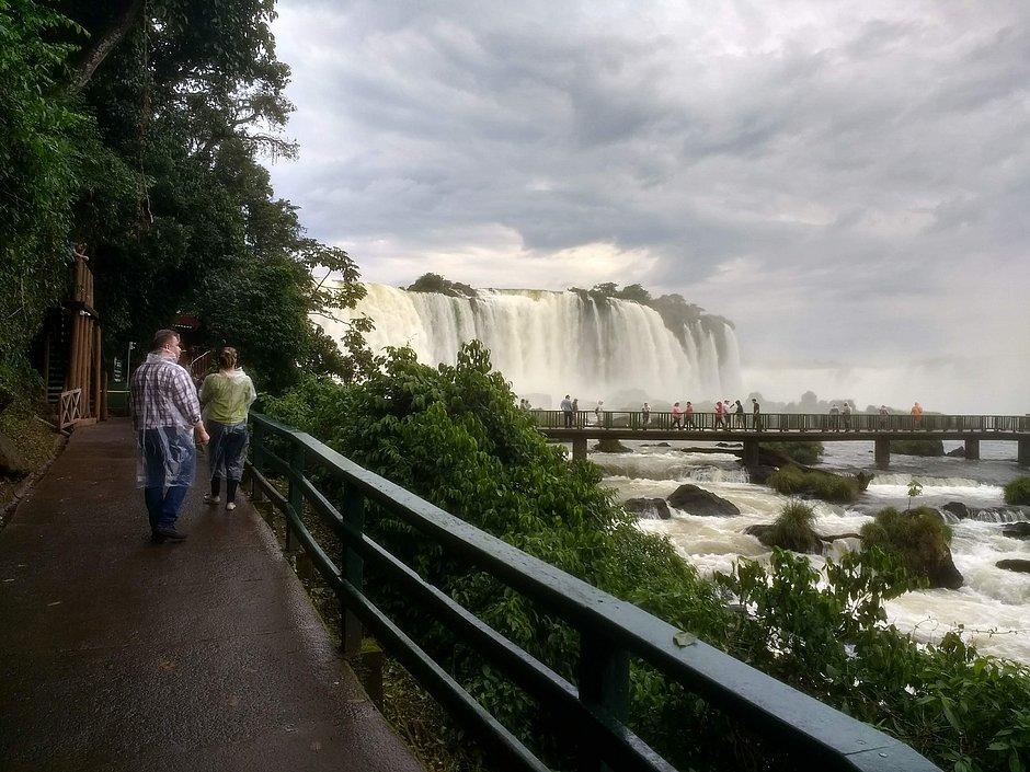 Acesso ao Parque Nacional do Iguaçu se dá das 9h às 17h