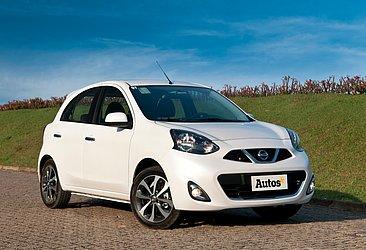 A Nissan irá substituir o March por um SUV menor que o Kicks, o Magnite