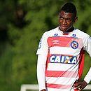 Léo mostra preocupação com momento do Bahia