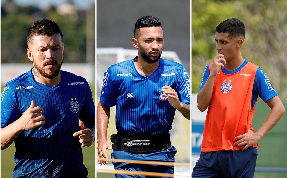 Rossi, Clayson e Daniel se destacaram como garçons dos seus clubes em 2019