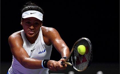 Por lesão, Osaka desiste de torneio com as tenistas do Top 8