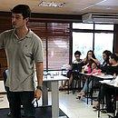 André Malheiros ressalta a importância de que o candidato não despreze a leitura dos editais e os testes de aptidão física