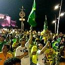 Eleitores comemoraram vitória de Jair Bolsonaro